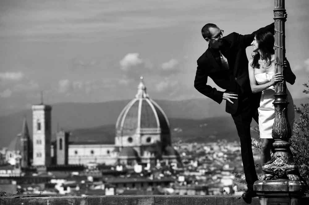 firenze views destination weddings photo