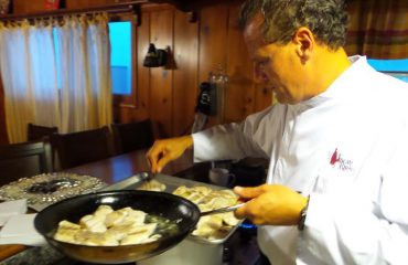 Tuscabites Chef at home service for intimate events