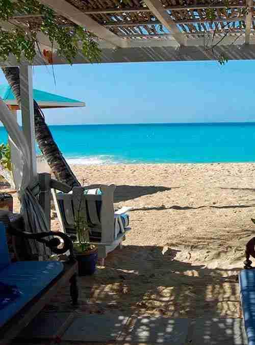 Destination event wedding in Antigua Island
