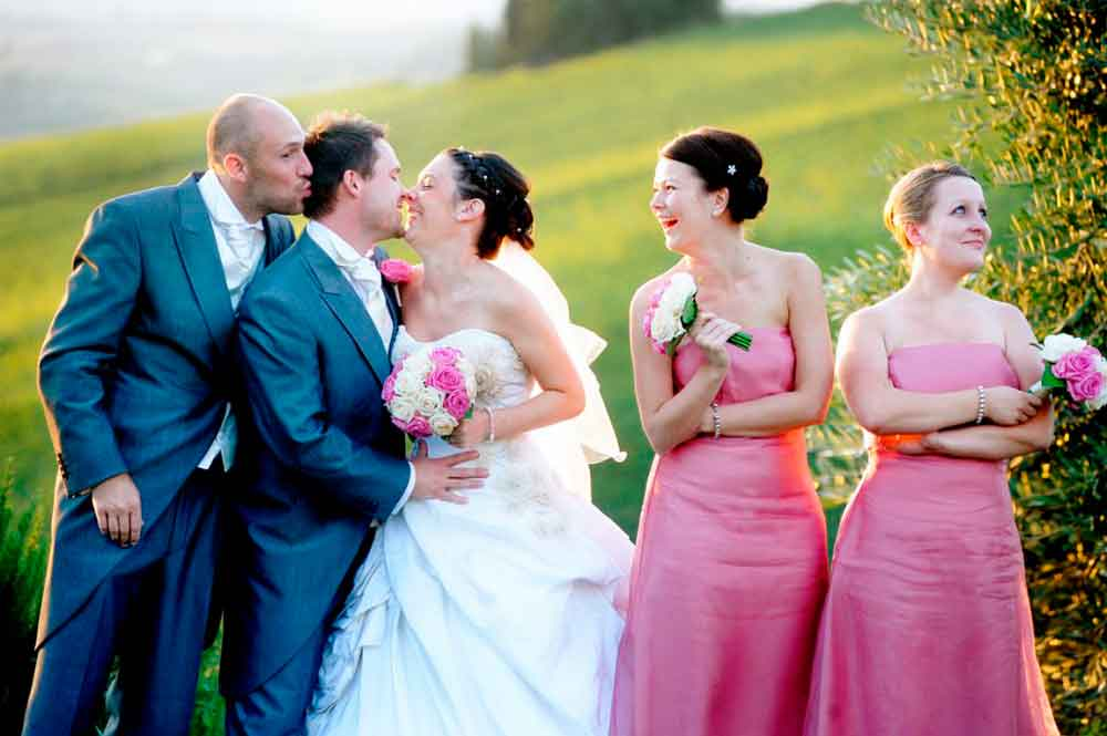 who will kiss the bride destination weddings tuscany cosy tuscan chic
