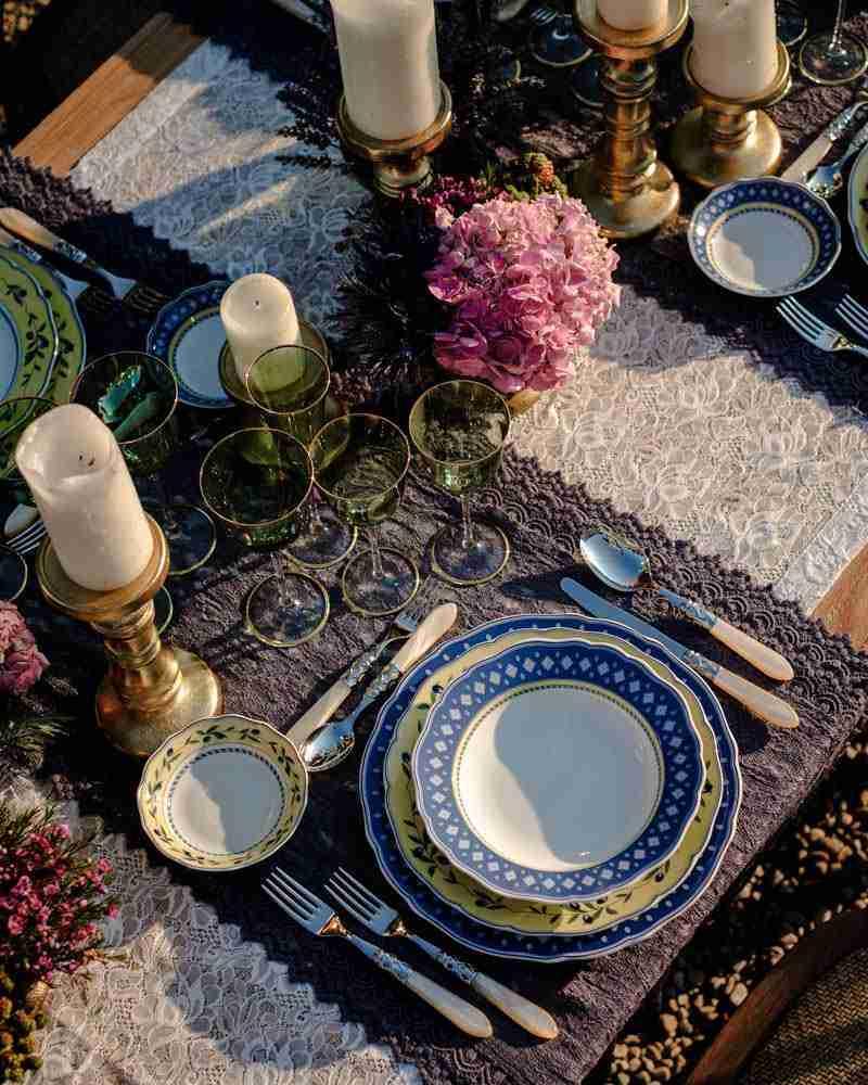 casual chic detail table monica balli