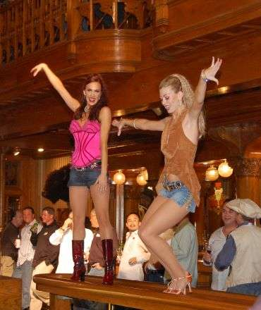 Monica balli event theme party coyote ugly