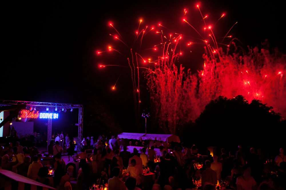 fireworks at birthday party fun destination events