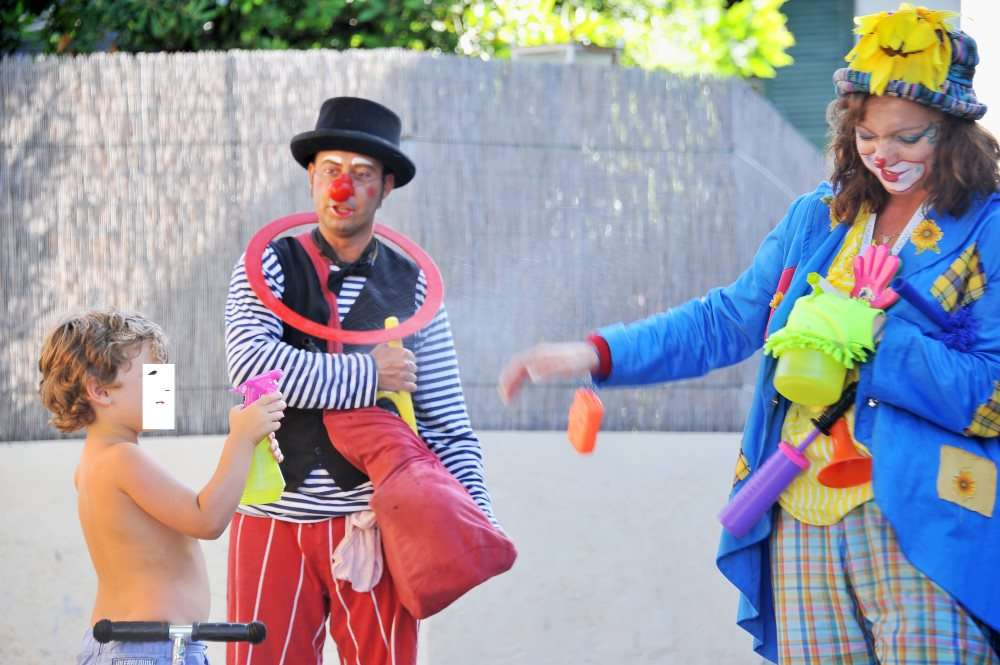 kids entertainment clowns