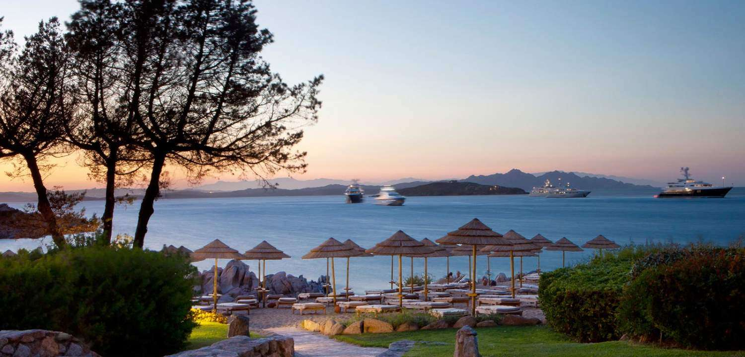 sardinia pmapering private resort destination events costa smeralda