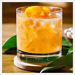 Bourbon orange fun
