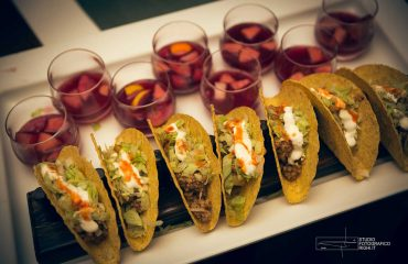 Monica Balli food drink combo Tuscanbites catering