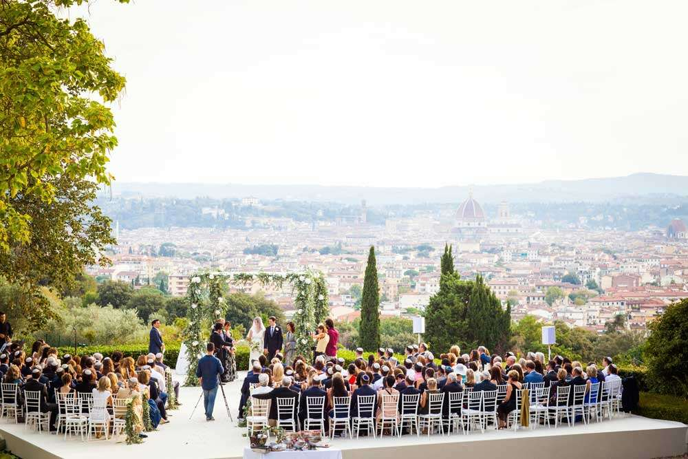 wedding florence italy by Monica Balli