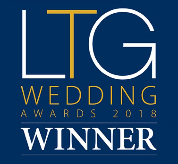 Wedding Winner LGT Awards 2018