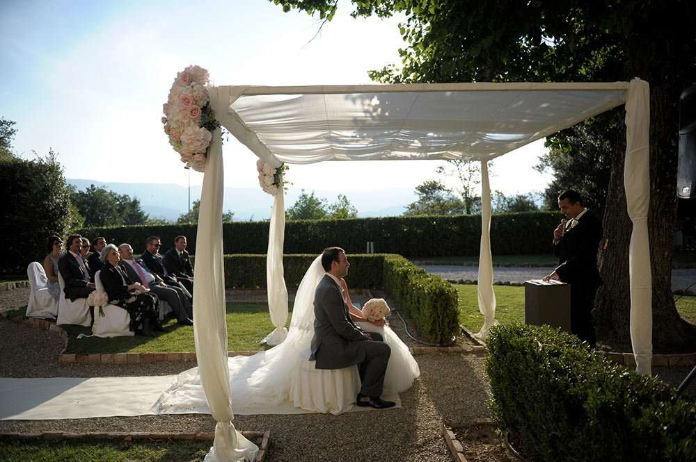 protestan wedding in Tuscany