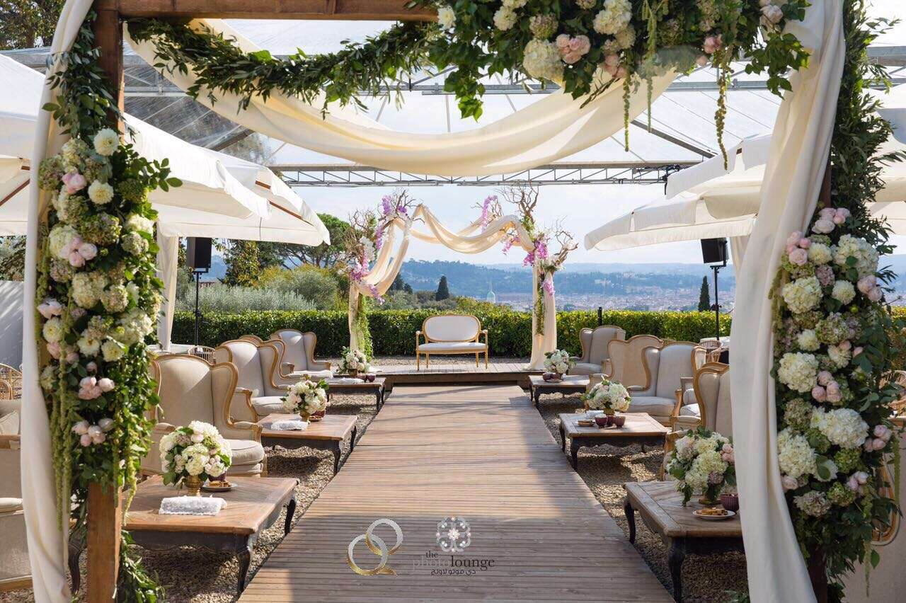wedding planner Tuscany celebration